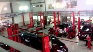 Bengkel Resmi Nissan Yogyakarta (Service Center)
