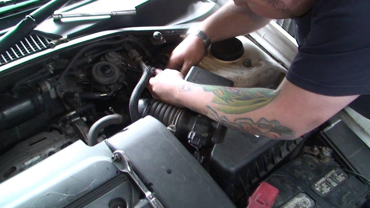 bogit and leggit garage diesel car hard to start no power very smokey