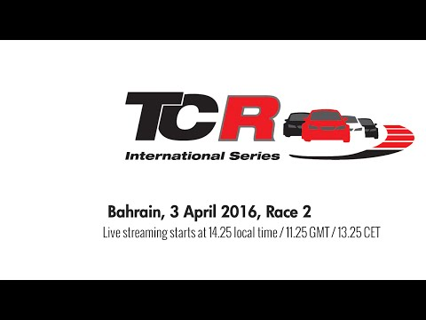 2016 Bahrain, TCR Round 2 in full length