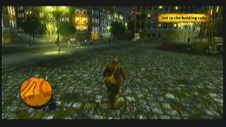 The Saboteur Gameplay Xbox 360