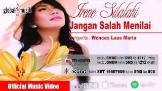 Gambar cover Irene Silalahi - Jangan Salah Menilai (Official Music Video)