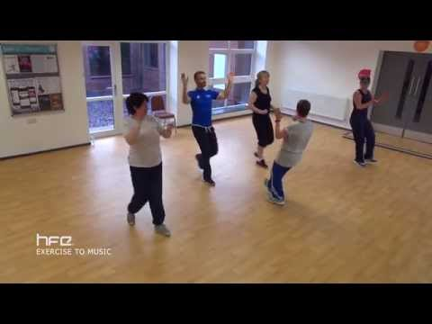 Level 2 Exercise to Music Course   HFE