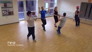 Level 2 Exercise to Music Course | HFE