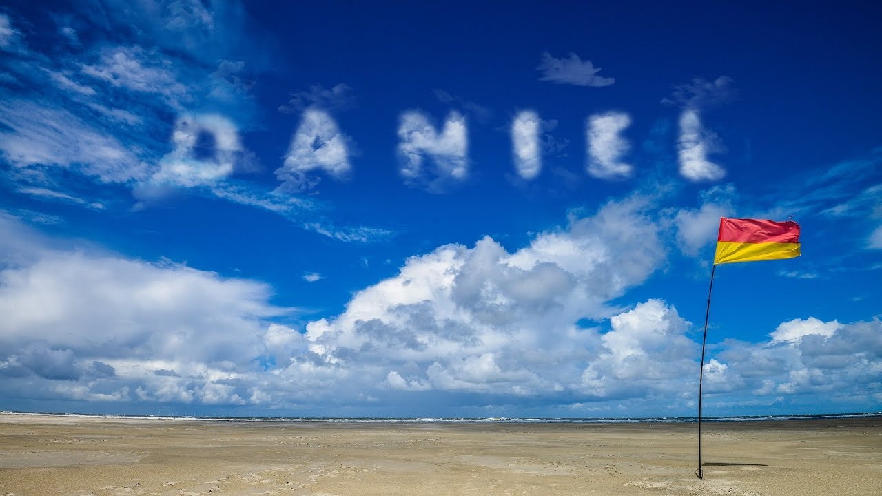 Write Your Name In The Clouds Using Gimp Skywriting Photoshop