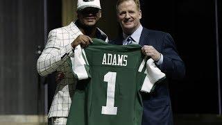 // New York Jets 2017 Draft Class // HD