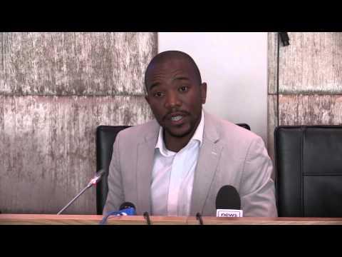 The DA no longer recognises Baleka Mbete as speaker of parliament - Mmusi Maimane