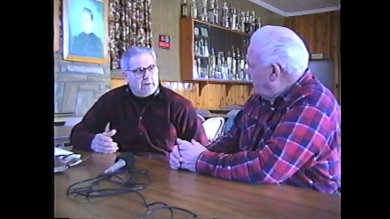 WGOH - History of the Rouses Point Ice Rink  2-3-95