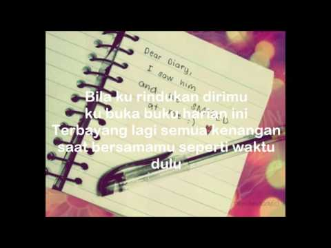 Adista - Buku Harian (Lyrics Video)