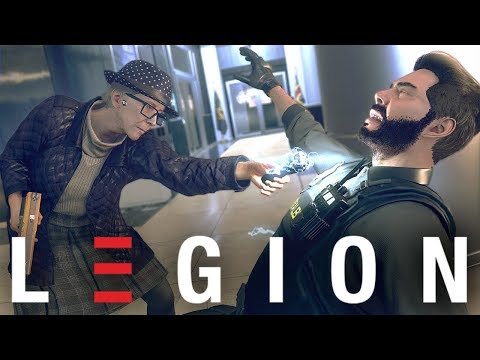 Watch Dogs Legion New 30 Minute Gameplay Demo [E3 2019]
