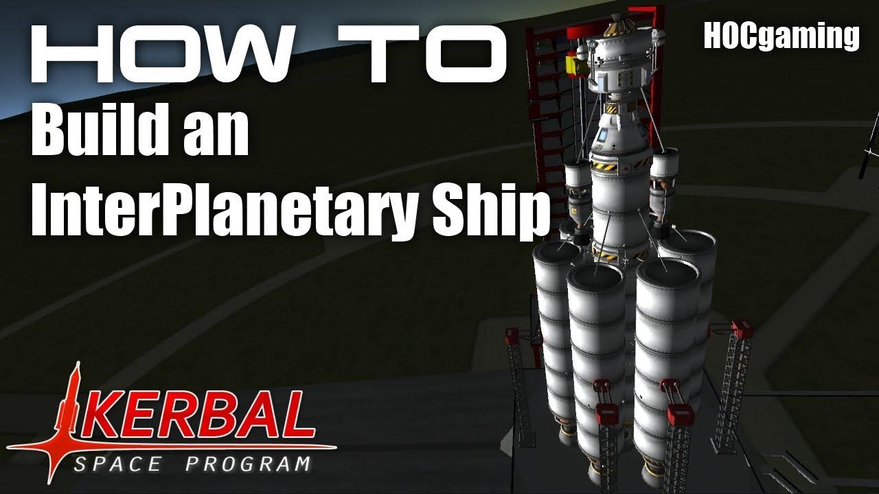 kerbal space program interplanetary ship - photo #31