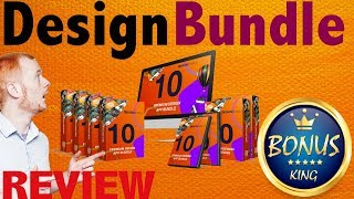 Design Bundle Review and MY Top Bonus Pack