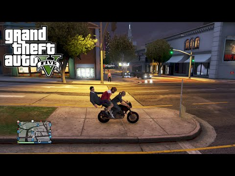 GTA 5 Online Commentary: Lui vs the Bullies and Modders