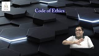 Code of ethics for CA Final  by CA Sanidhya Saraf | Revise Code of Ethics in 33 minutes