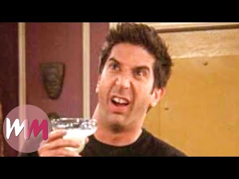 Top 10 Funniest Ross Moments on Friends