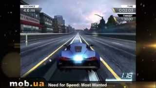 Обзор Need for Speed Most Wanted для Андроид - mob.ua