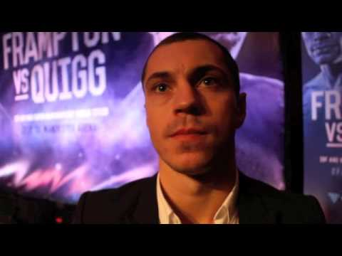 SCOTT QUIGG REACTS TO THE HOT-BLOODED & WRATHFUL BELFAST PRESS CONFERENCE WITH CARL FRAMPTON