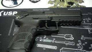 hk p30l 9mm quick review