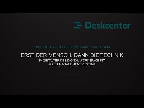 Erst der Mensch, dann die Technik. Im Zeitalter des Digital Workspace ist Asset Management zentral.