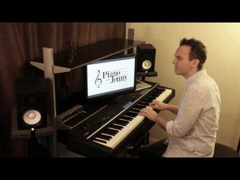 Amore - A simple, beautiful love melody for piano by Jonny May