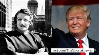 Trump\'s Infrastructure Investment Plan Evokes Ayn Rand