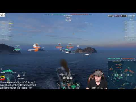 World Of Warships - Ranked Sprint Arms Race 12vs12 Is A Worse Random Game.