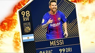 MESSI TOTYYYYYYYYYYYYYYYYYYYYY !!!!!!!!!! - Fifa 18 Ultimate Team