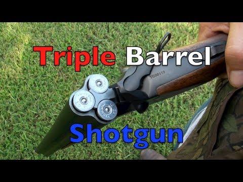 Three barrel shotgun youtube thecheapjerseys Choice Image