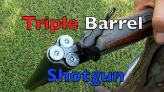 Three Barrel Shotgun thumbnail