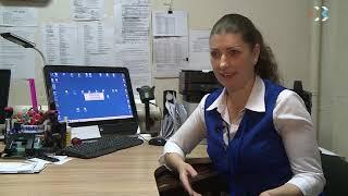 начальник почтового отделения из Севастополя стала лучшей среди крымских коллег