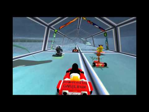 SuperTuxKart 0.8.1 OST - 19. Claude Werner - Subsea [Subsea]