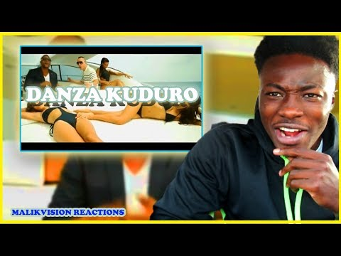 I THINK I MIGHT OF HEARD A DON OMAR SONG BEFORE! Don Omar  Danza Kuduro ft Lucenzo REACTION!