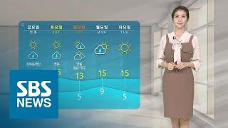 '입동' 앞두고 차가워진 공기…한낮 서울 14도 / S…