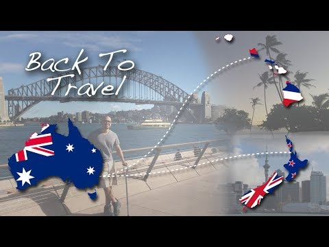 NZ01: I'm Back to Travel!! // Honolulu to Auckland, New Zealand