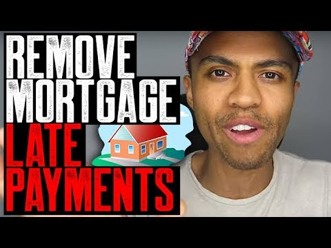 MORTGAGE LATE PAYMENTS REMOVED || CLOSE ACCOUNTS NEGATIVE || NO ACCOUNT NUMBERS