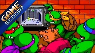 A Brief History of TMNT Games - Game Scoop! 369