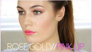 Rose Gold Eye & Bright Lip Thumbnail