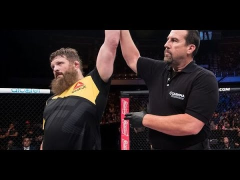 Roy Nelson explains why he kicked referee BIG JOHN MCCARTHY