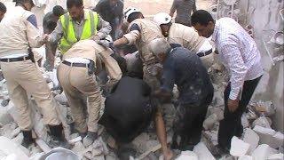 قتلى في هجوم على الدفاع المدني في #إدلب