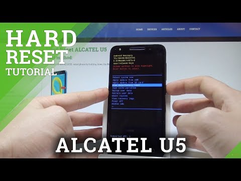 Alcatel U5 Reviews, Specs & Price Compare