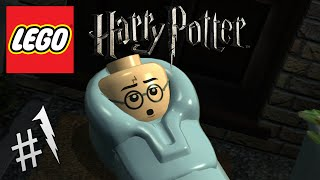LEGO Harry Potter Years 1-4 Part 1 - Year 1 - Diagon Alley