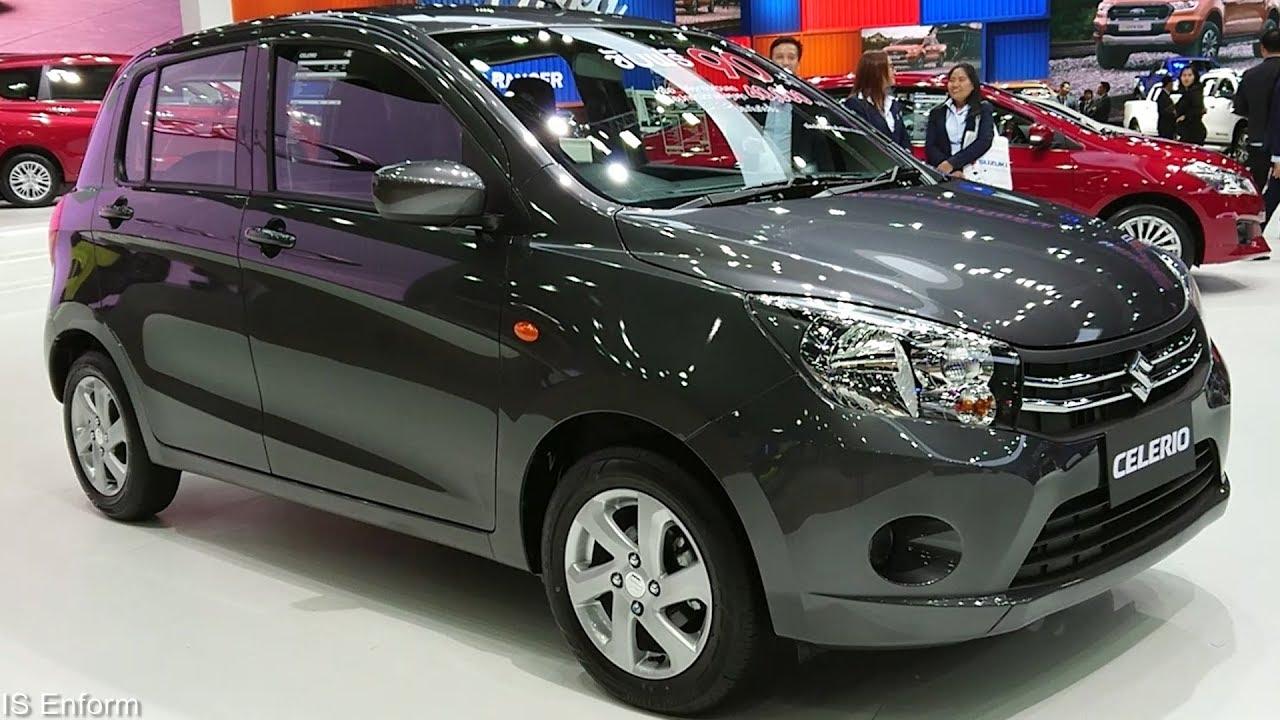 Suzuki Celerio phiên bản 1.0AT