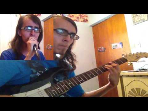 Dream Theater - Begin Again - Guitar & Vocal Cover