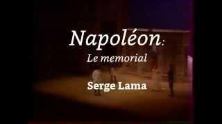 Napoleon: le memorial - Serge Lama