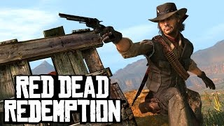 RED DEAD REDEMPTION - O INICIO INCRÍVEL DO JOGO! (Xbox One)