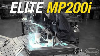 Welding Box Tubing with the MP200i Multi-Process Welder - Eastwood