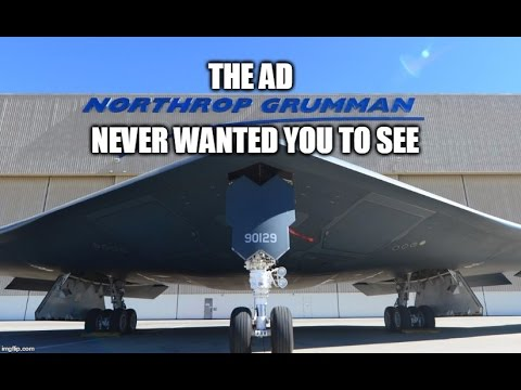 WEB EXCLUSIVE: The Ad Northrop Grumman Never Wanted You To See