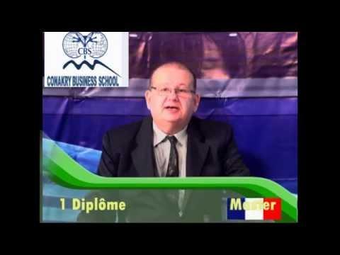 Conakry Business School : présentation brève
