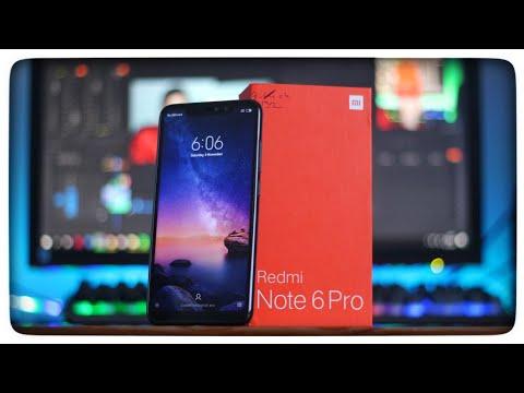 Xiaomi Redmi Note 6 Pro KUTU AÇILIMI ve İLK İZLENİM