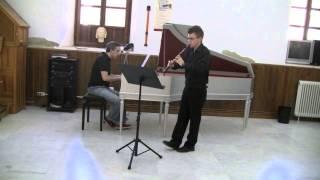 Georg Philipp Telemann — Sonata in C Major | Juan Vicente Joya Páez, recorder
