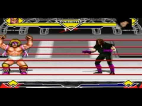 Ultimate Warrior Vs The Undertaker - YouTube